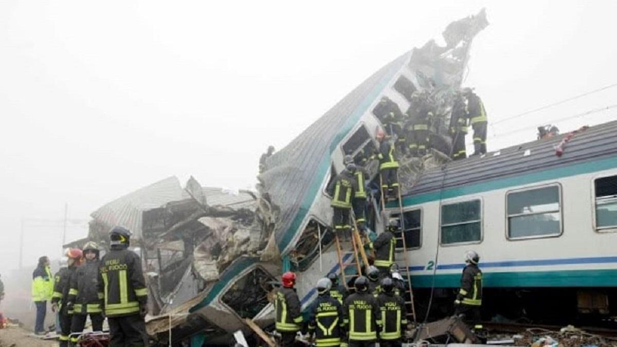 7 gennaio 2005: 16 anni fa… Il disastro ferroviario della Bolognina di Crevalcore(Bo)