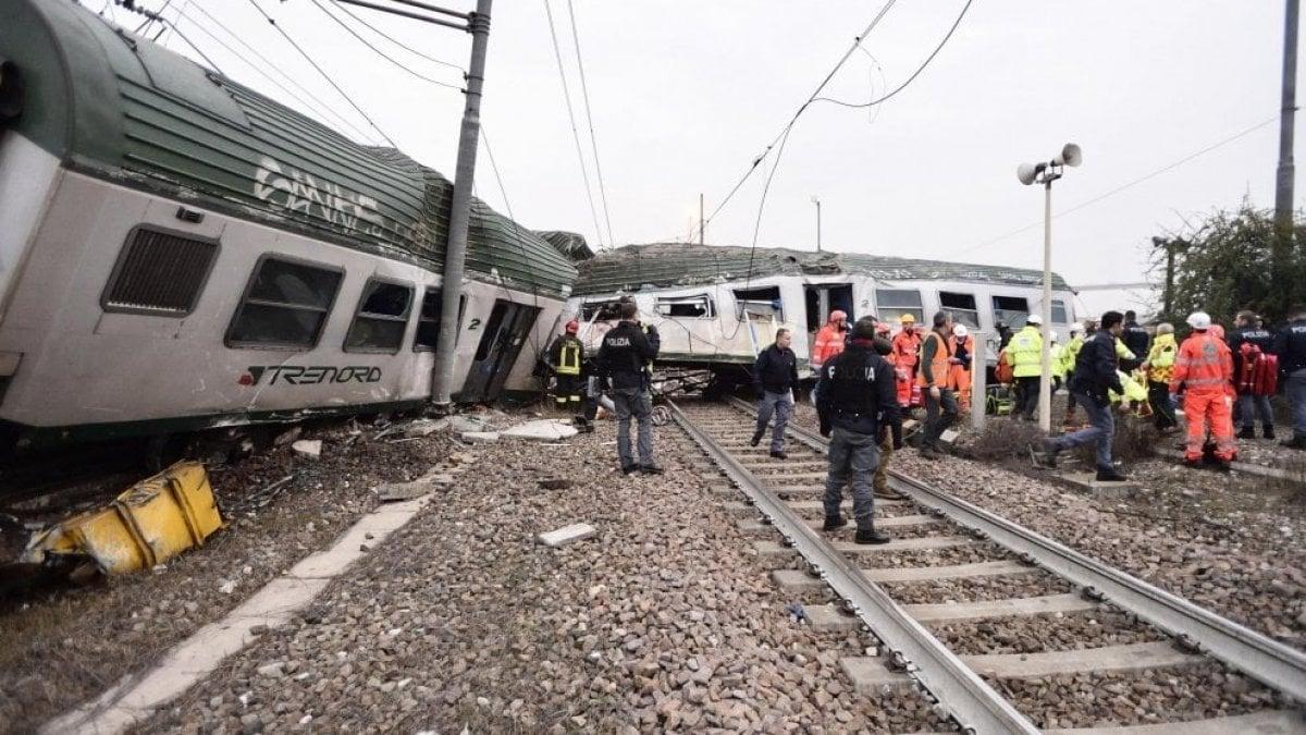 TRE anni fa… 25 gennaio 2018 il disastro ferroviario diPioltello