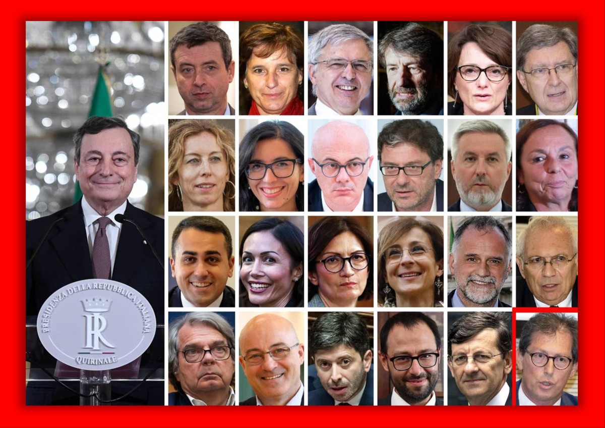 Governo Draghi: sviluppare l'opposizione nelle fabbriche e nei luoghi di lavoro, nelle scuole e nellepiazze!