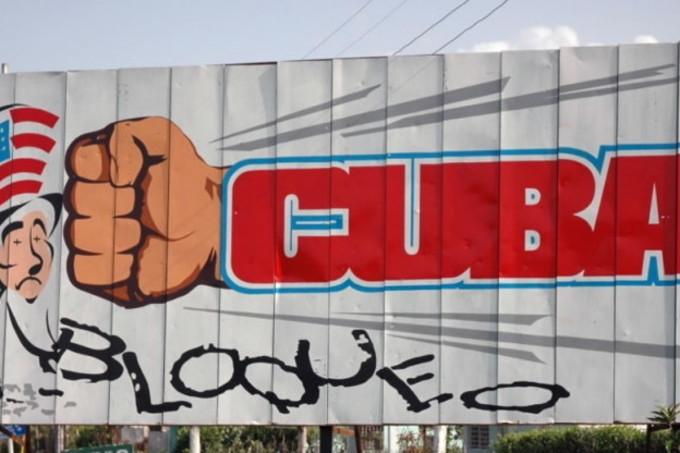 Respingiamo il blocco economico e l'ingerenza imperialista contro Cuba, appoggiamo il diritto del popolo alla propria autodeterminazione