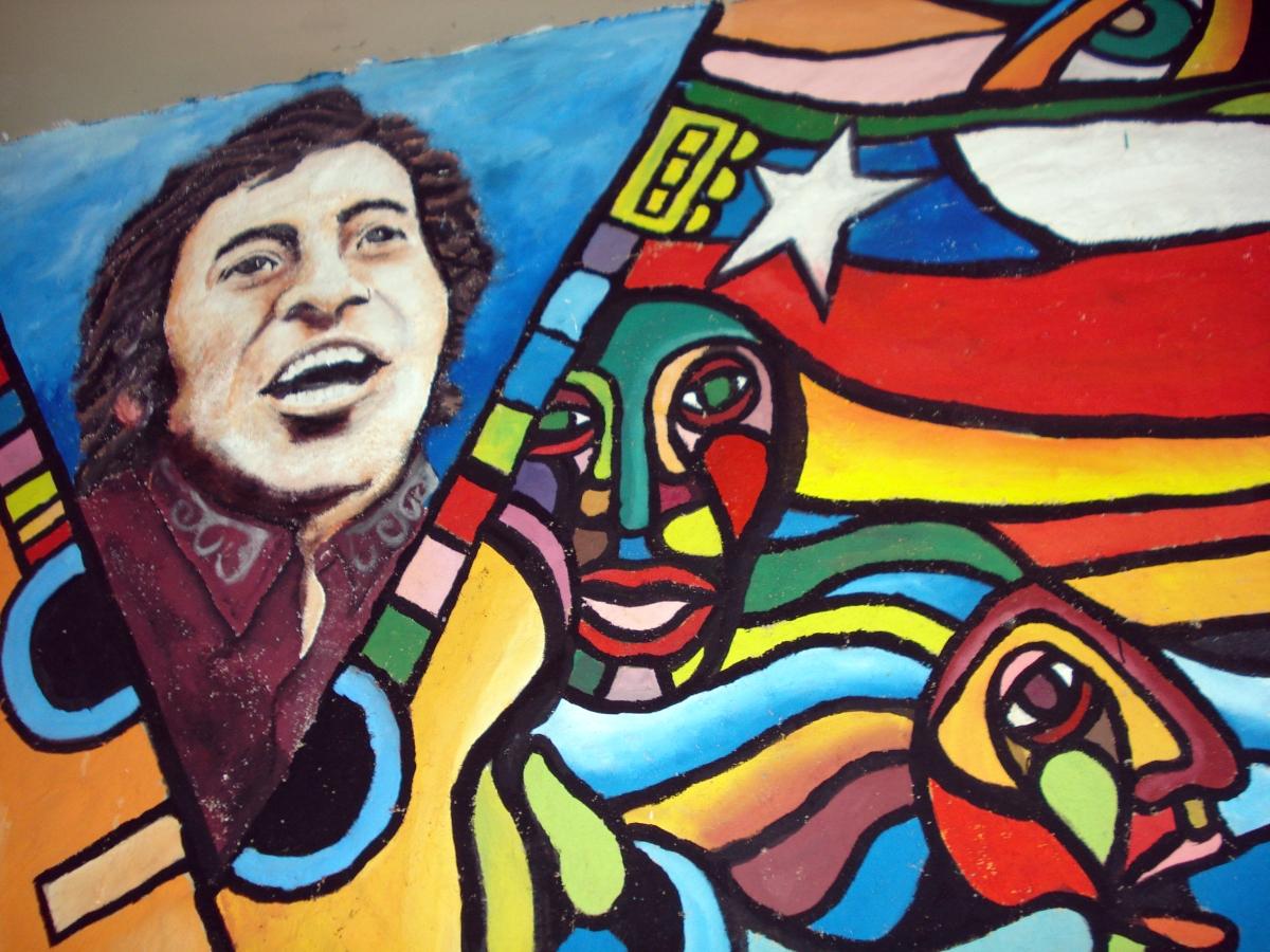 Victor Jara, una chitarra ed una voce per il popolocileno