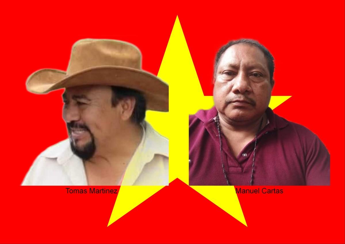 Messico: solidarietà al Fronte Popolare Rivoluzionario e agli attivistisociali!